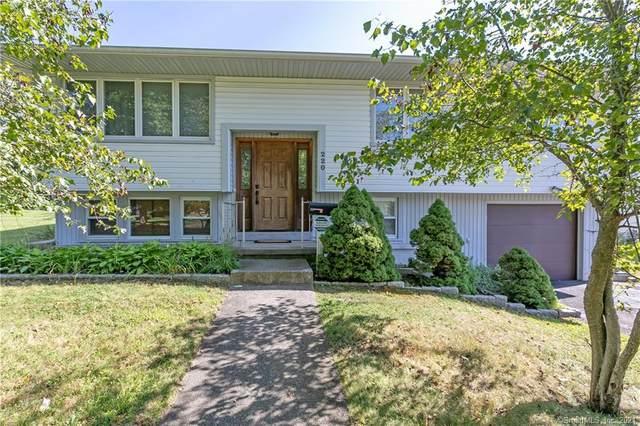 220 Brookbend Drive, Stratford, CT 06614 (MLS #170391303) :: Forever Homes Real Estate, LLC