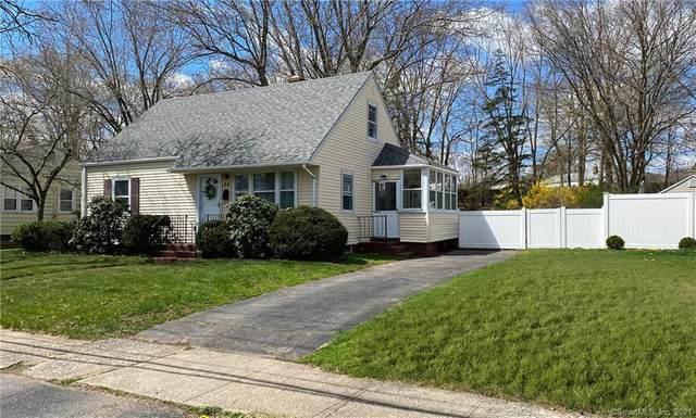 28 W Side Drive, Hamden, CT 06514 (MLS #170391313) :: Around Town Real Estate Team