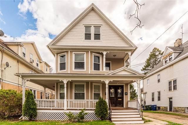 92 Ashley Street, Bridgeport, CT 06610 (MLS #170391335) :: Spectrum Real Estate Consultants
