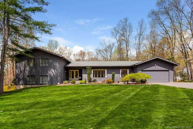 219 Candlelight Drive, Glastonbury, CT 06033 (MLS #170391338) :: Around Town Real Estate Team