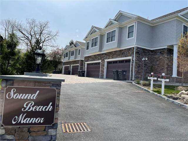 8 Sound Beach Avenue Extension #1, Greenwich, CT 06878 (MLS #170391351) :: Next Level Group