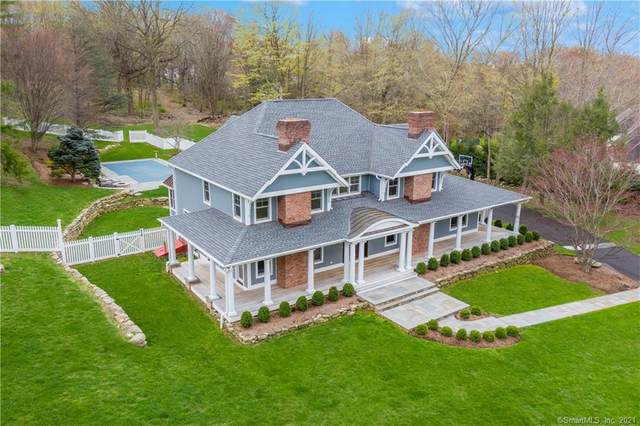 110 Farmstead Hill Road, Fairfield, CT 06824 (MLS #170391352) :: Frank Schiavone with William Raveis Real Estate