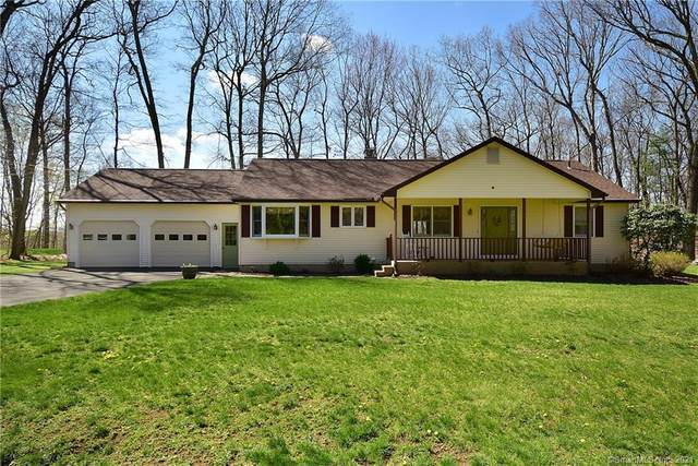 56 Stone Hedge Lane, Bolton, CT 06043 (MLS #170391358) :: Next Level Group