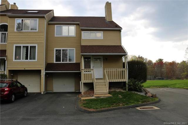 201 New State Road G, Manchester, CT 06042 (MLS #170391429) :: Spectrum Real Estate Consultants