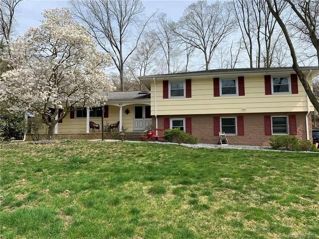 831 Rail Fence Road, Orange, CT 06477 (MLS #170391471) :: Kendall Group Real Estate | Keller Williams