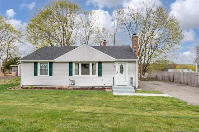 40 Parkview Road, Wallingford, CT 06492 (MLS #170391482) :: Next Level Group