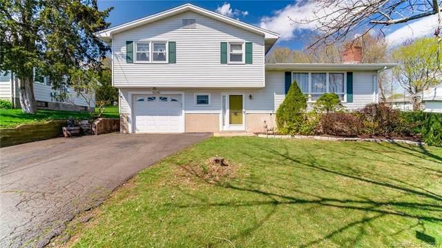 62 Farm Hill Road, Meriden, CT 06451 (MLS #170391628) :: Around Town Real Estate Team