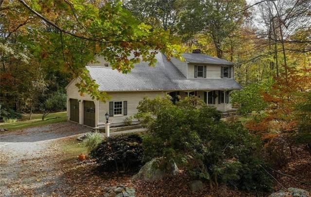 33 Osprey Drive, Ledyard, CT 06335 (MLS #170391653) :: Next Level Group