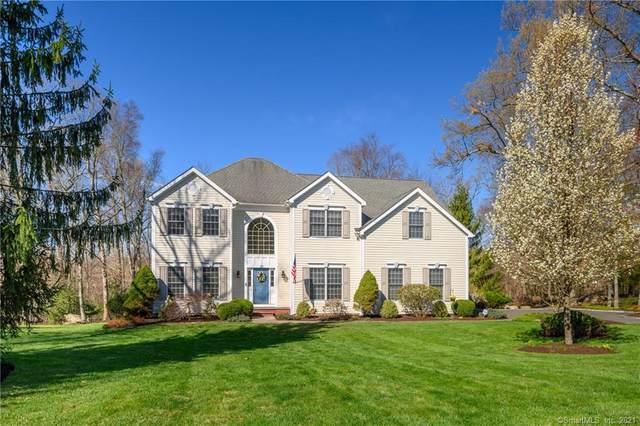 10 Cobblestone Court, Brookfield, CT 06804 (MLS #170391689) :: Around Town Real Estate Team