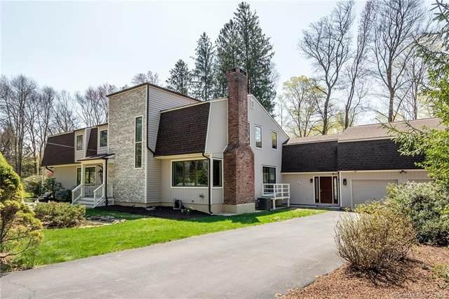196 Belden Hill Road, Wilton, CT 06897 (MLS #170391754) :: Around Town Real Estate Team