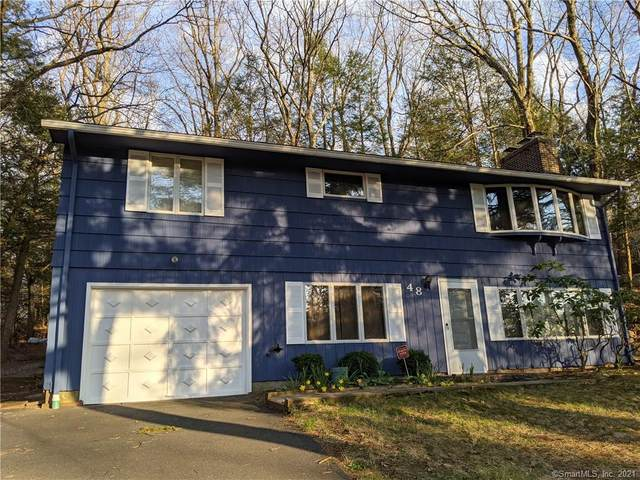 48 Trailsend Drive, Canton, CT 06019 (MLS #170391772) :: Next Level Group