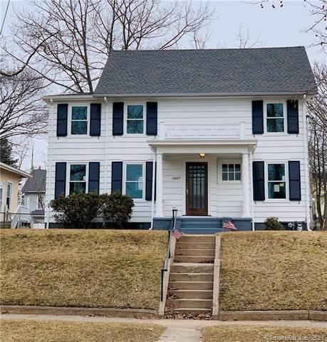 1887 Chapel Street, New Haven, CT 06515 (MLS #170391820) :: Coldwell Banker Premiere Realtors
