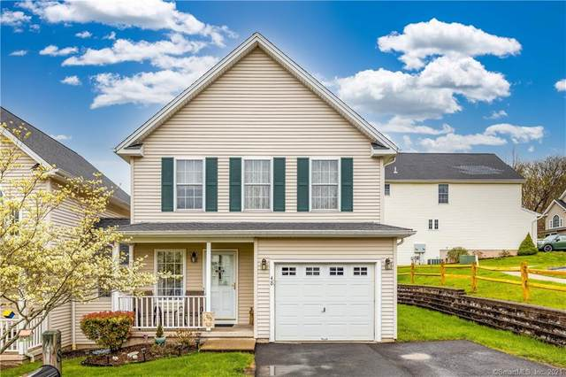 48 Copper Beech Lane #48, Portland, CT 06480 (MLS #170391834) :: Around Town Real Estate Team
