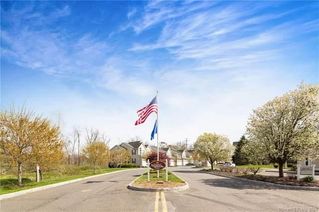 1308 Lexington Boulevard #1308, Bethel, CT 06801 (MLS #170391839) :: Around Town Real Estate Team