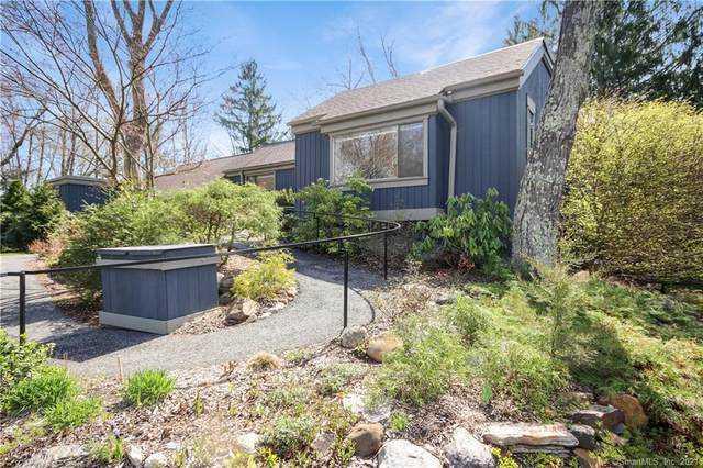 483 Heritage Village B, Southbury, CT 06488 (MLS #170391843) :: Around Town Real Estate Team