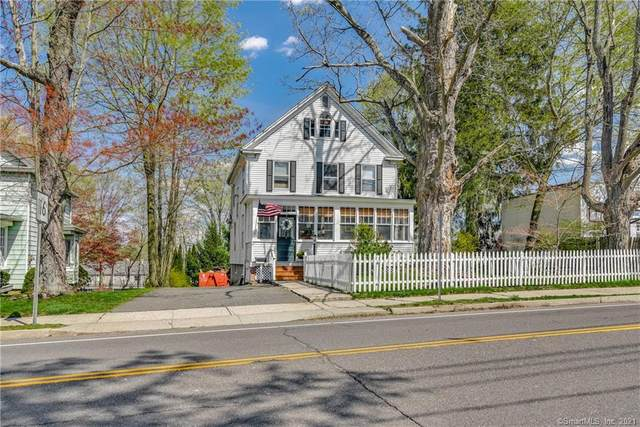 4 N Salem Road, Ridgefield, CT 06877 (MLS #170391860) :: Around Town Real Estate Team