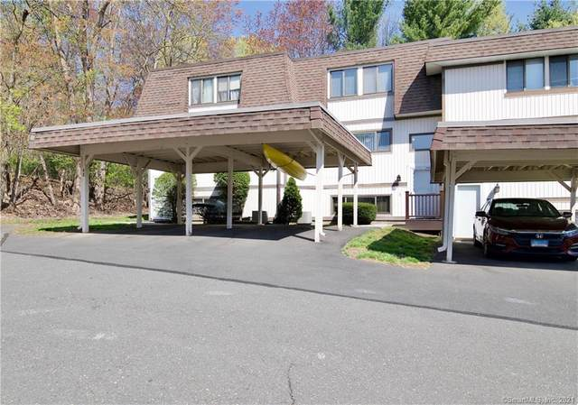 47 Shad Row #47, Suffield, CT 06078 (MLS #170391880) :: Next Level Group