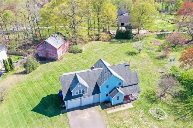 6 Heather Road, Ellington, CT 06029 (MLS #170391907) :: NRG Real Estate Services, Inc.