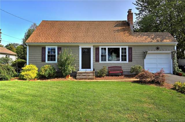 34 Lynmoor Street, Milford, CT 06460 (MLS #170391922) :: Around Town Real Estate Team