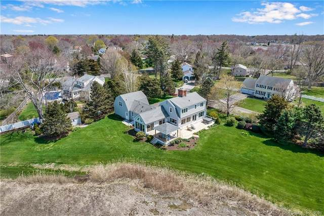 3 Muffin Place, Old Saybrook, CT 06475 (MLS #170391934) :: Tim Dent Real Estate Group