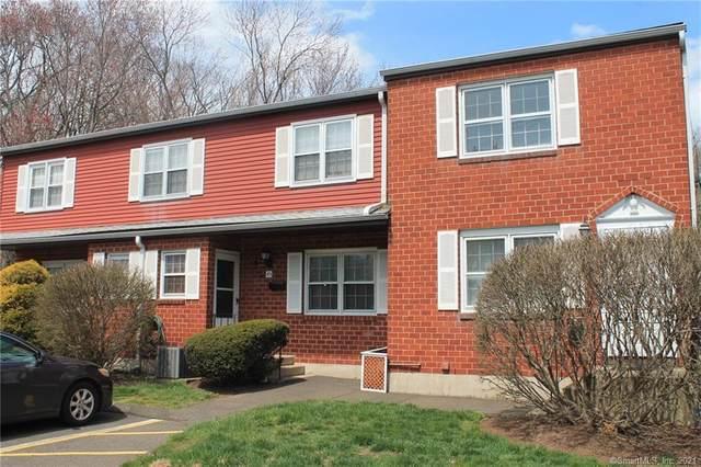 45 Savin Park #45, West Haven, CT 06516 (MLS #170391938) :: Michael & Associates Premium Properties | MAPP TEAM