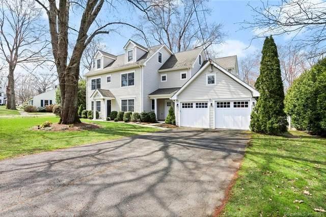 8 Circle Drive, Greenwich, CT 06830 (MLS #170391952) :: Michael & Associates Premium Properties | MAPP TEAM