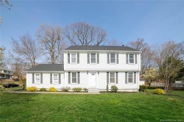 9 Tanglewood Drive, Branford, CT 06405 (MLS #170391960) :: Spectrum Real Estate Consultants