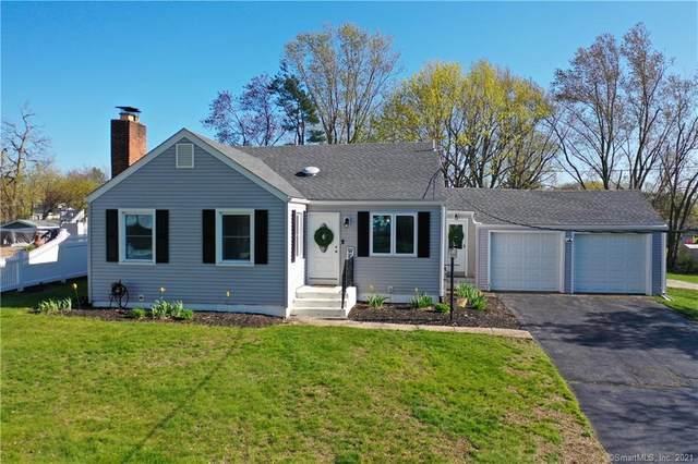 100 Culver Lane, North Haven, CT 06473 (MLS #170391997) :: Spectrum Real Estate Consultants