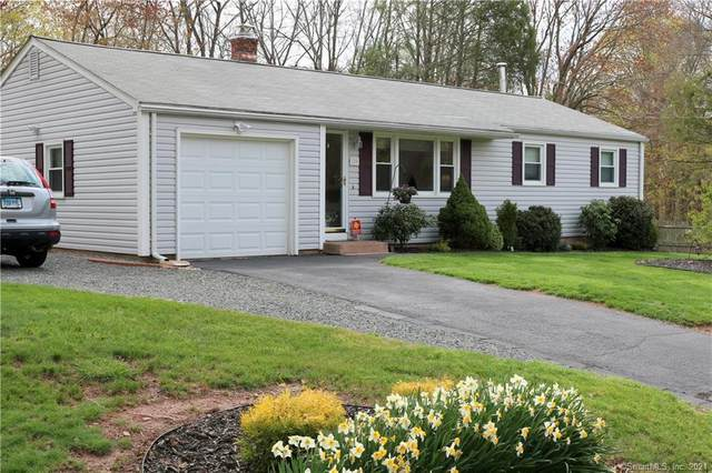 124 Hickory Circle, Middletown, CT 06457 (MLS #170392074) :: Next Level Group