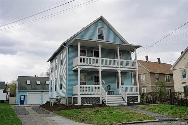 144 Woodbine Street, Torrington, CT 06790 (MLS #170392255) :: Michael & Associates Premium Properties | MAPP TEAM