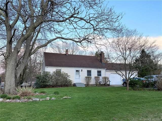 20 Massachusetts Road, Montville, CT 06370 (MLS #170392269) :: Around Town Real Estate Team