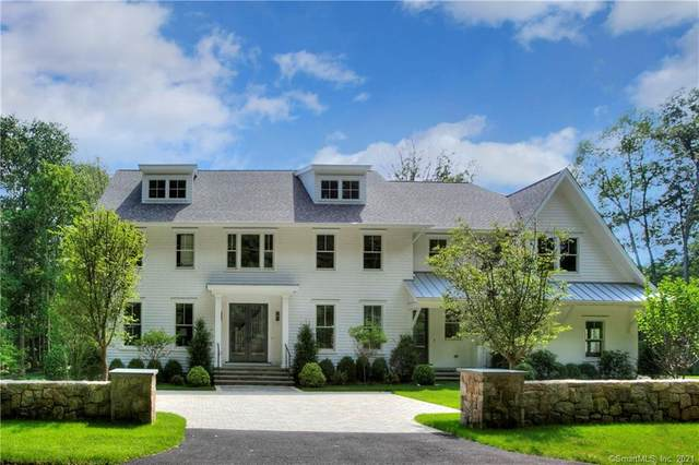 27 A Narrow Rocks Road, Westport, CT 06880 (MLS #170392293) :: Around Town Real Estate Team
