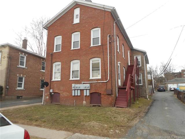 25 Hotchkiss Street, Middletown, CT 06457 (MLS #170392315) :: Next Level Group