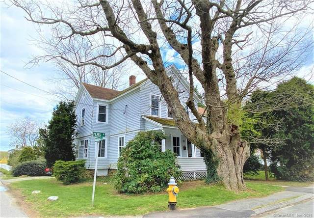 40 Pearl Street, Groton, CT 06355 (MLS #170392337) :: Next Level Group