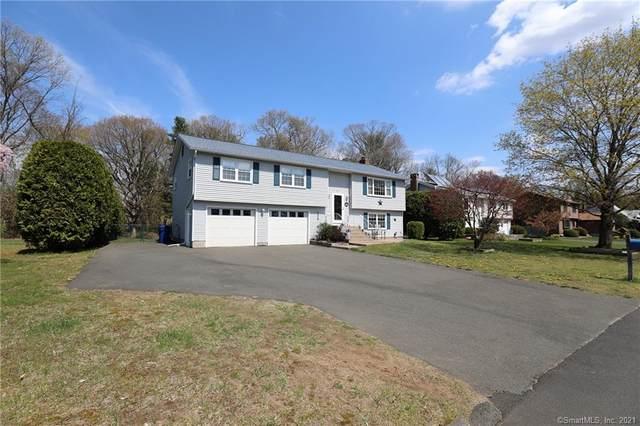 27 Broadleaf Circle, Windsor, CT 06095 (MLS #170392372) :: Michael & Associates Premium Properties | MAPP TEAM