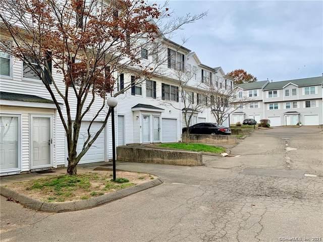 195 Arch Street #13, Hamden, CT 06514 (MLS #170392432) :: Carbutti & Co Realtors