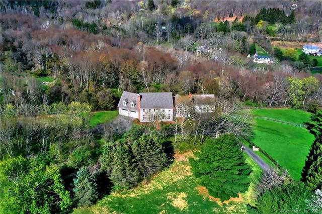 63 Georges Hill Road, Newtown, CT 06470 (MLS #170392433) :: Spectrum Real Estate Consultants