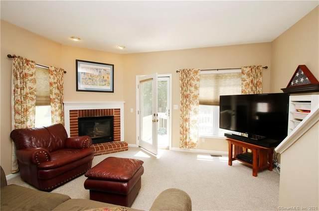 45 Copper Creek Circle #45, Newtown, CT 06470 (MLS #170392457) :: Around Town Real Estate Team