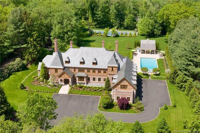 488 West Road, New Canaan, CT 06840 (MLS #170392512) :: The Higgins Group - The CT Home Finder