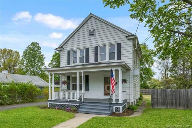 121 Linden Street, Plainville, CT 06062 (MLS #170392527) :: Around Town Real Estate Team
