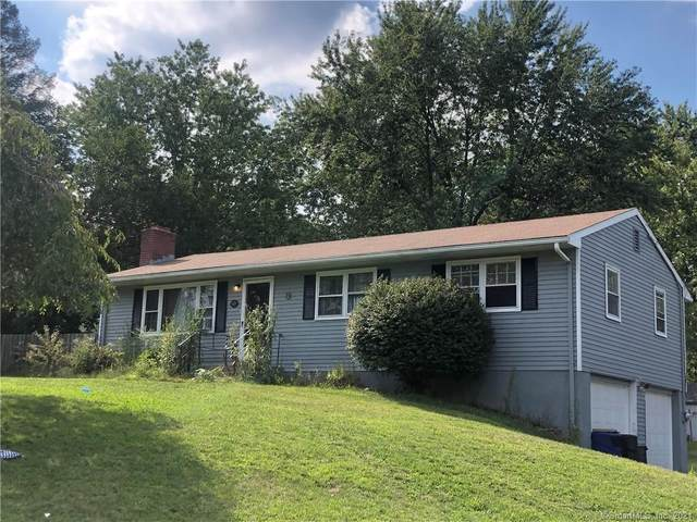 30 Dana Lane, Meriden, CT 06451 (MLS #170392560) :: Michael & Associates Premium Properties | MAPP TEAM