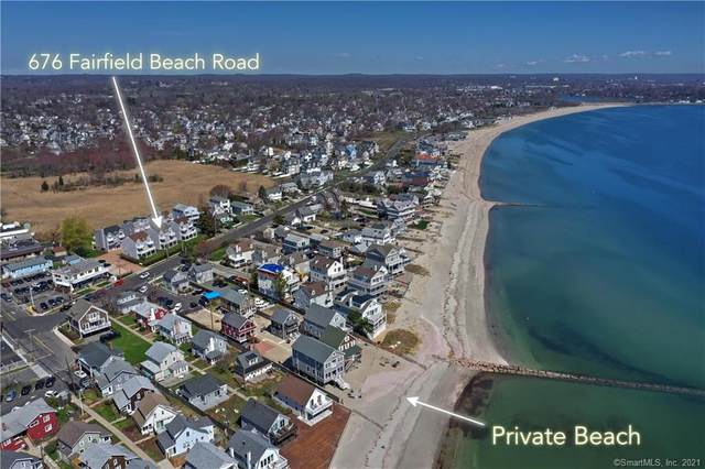 676 Fairfield Beach Road #676, Fairfield, CT 06824 (MLS #170392602) :: Michael & Associates Premium Properties | MAPP TEAM