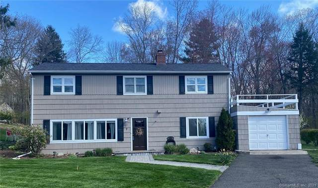 7 Columbine Drive, Trumbull, CT 06611 (MLS #170392667) :: Team Feola & Lanzante | Keller Williams Trumbull