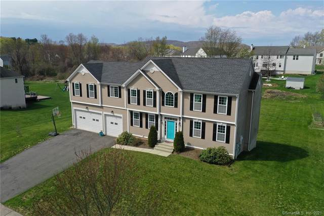 172 Saddle Hill Drive, Middletown, CT 06457 (MLS #170392685) :: Carbutti & Co Realtors