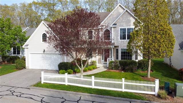 34 Spinnaker Drive #34, East Lyme, CT 06357 (MLS #170392694) :: Mark Boyland Real Estate Team