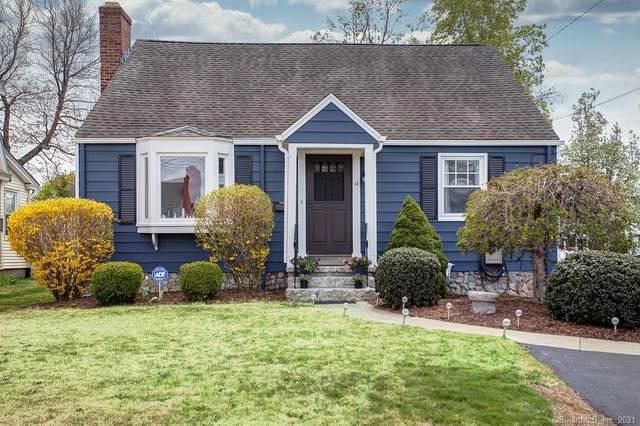 13 Stillman Road, Wethersfield, CT 06109 (MLS #170392720) :: Michael & Associates Premium Properties | MAPP TEAM