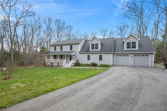 34 Bennett Road, Voluntown, CT 06384 (MLS #170392749) :: Next Level Group