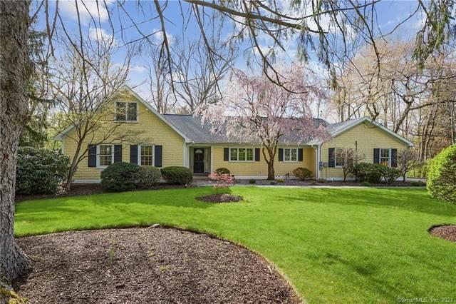 42 Princes Pine Road, Norwalk, CT 06850 (MLS #170392815) :: Frank Schiavone with William Raveis Real Estate