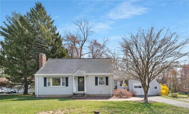 34 Wyndwood Road, Farmington, CT 06032 (MLS #170392993) :: Spectrum Real Estate Consultants
