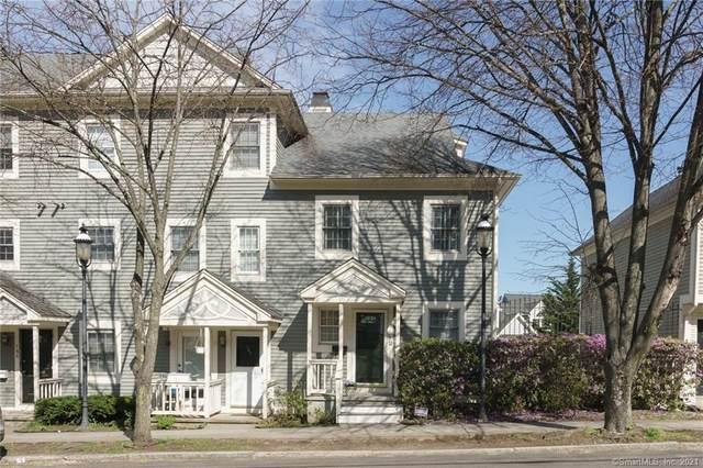 750 Quinnipiac Avenue #12, New Haven, CT 06513 (MLS #170392998) :: Next Level Group